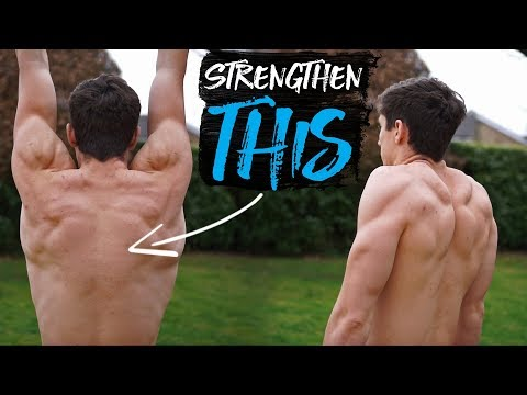 3 Exercises To STRENGTHEN Your SCAPULA!