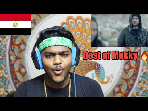 INDIAN REACTS TO EGYPTIAN RAP | Ahmed Mekky - Atr AL Hayah ( أحمد مكى - قطر الحياة فيديو كليب )