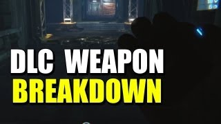 DLC Weapon Breakdown Aliens Colonial Marines