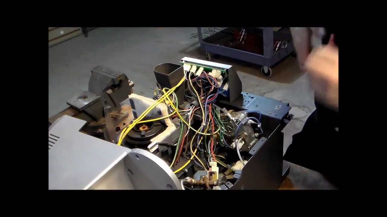 How to Replace a Saeco Magic Deluxe Boiler - YouTube