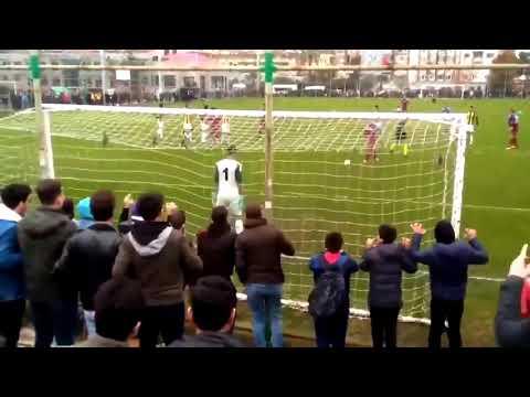 Trabzonspor'un kaçan penaltısı | Trabzonspor - Fenerbahçe U21 maçında kavga