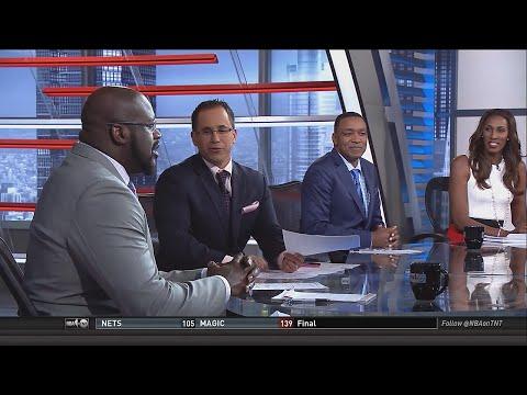 Inside the NBA: Rockets vs Cavaliers - Halftime Report   March 29, 2016   NBA 2015-16 Season