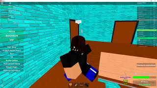 RIDING OFF A HOTEL ROOF WITH A MOTORBIKE (Roblox)