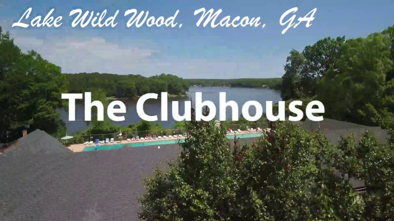 lake wild wood, macon, ga | clubhouse, pool, lake rivolirealty
