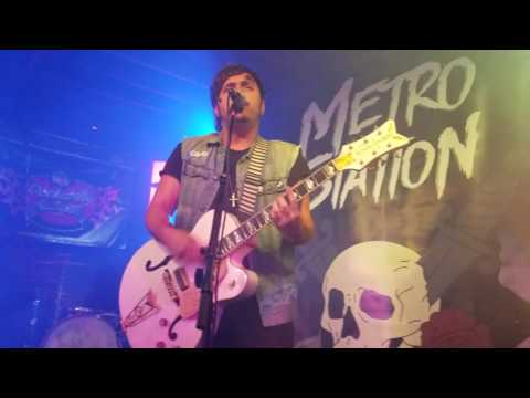 NOW THAT WE'RE DONE- METRO STATION @ REVOLUTION IN AMITYVILLE NY 11/3/2016