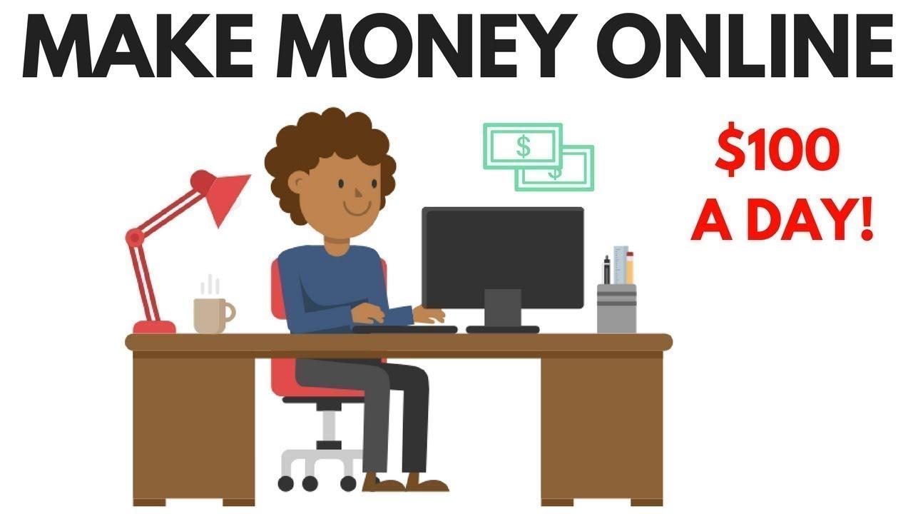 cum să faci bani online fără computer)