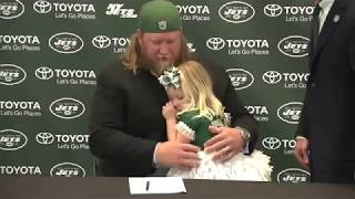 New York Jets legend Nick Mangold retires from the NFL