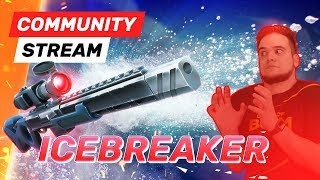 Community Stream with Stanis - Icebreaker - ????New Year Event????