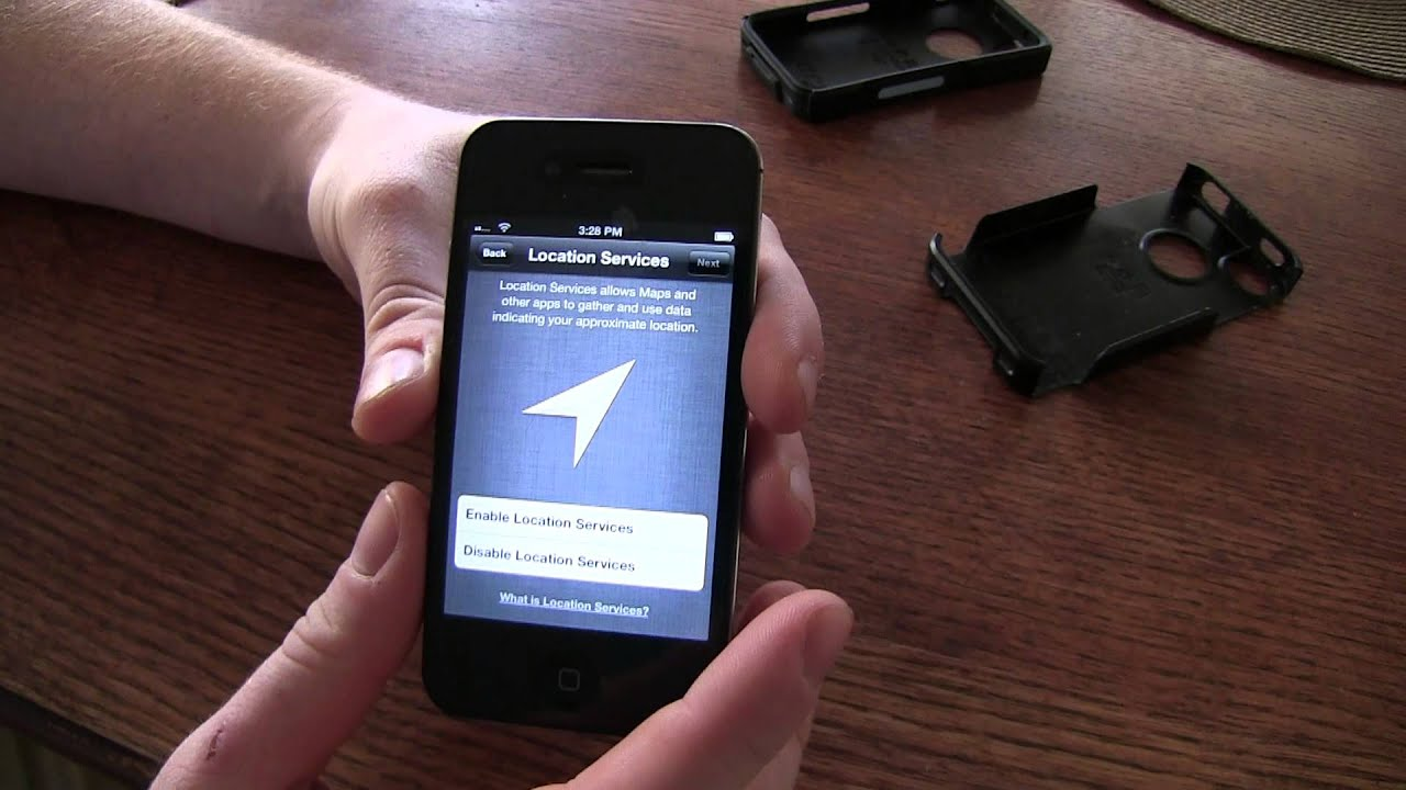 Apple IPhone 4S 32GB Verizon Black