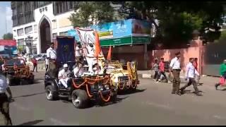 RSS Path Sanchalan Route March 2016 Jaipur Part 2