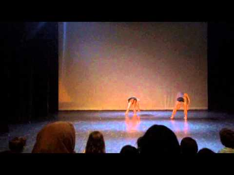 CCLIF contemporary dance at Salihara theater Jakarta