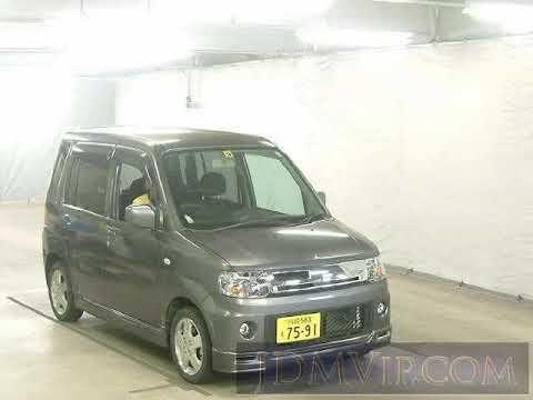 2009 MITSUBISHI TOPPO 4WD__T H82A