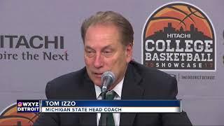 Kampe, Izzo react to Michigan State win over Oakland