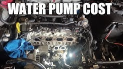 HOW MUCH DID THE WATER PUMP *COST* ME {MK7 Golf R}