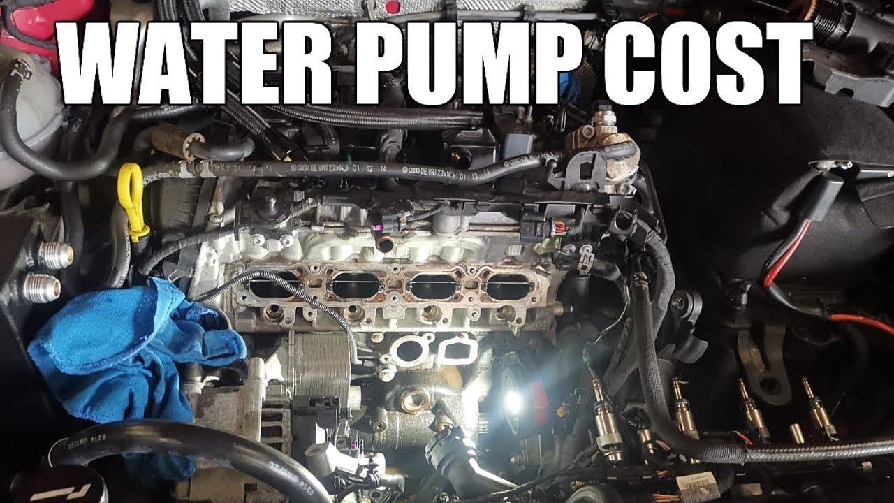 Water Pump Car Cost >> How Much Did The Water Pump Cost Me