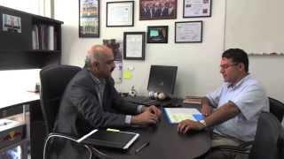 entrevista al diputado ricardo ahued