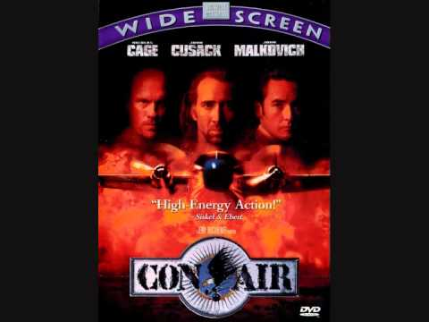 "End Credits Music from the movie ""Con Air"""