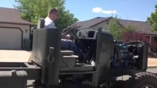 IHC Crash Truck 1st drive pt. 2