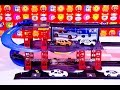 Toy parking garage & toy cars for kids