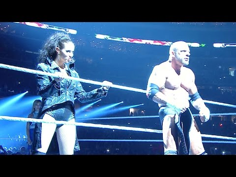 Triple H Makes His Entrance At AT&T Stadium: WrestleMania 32, Only On WWE Network