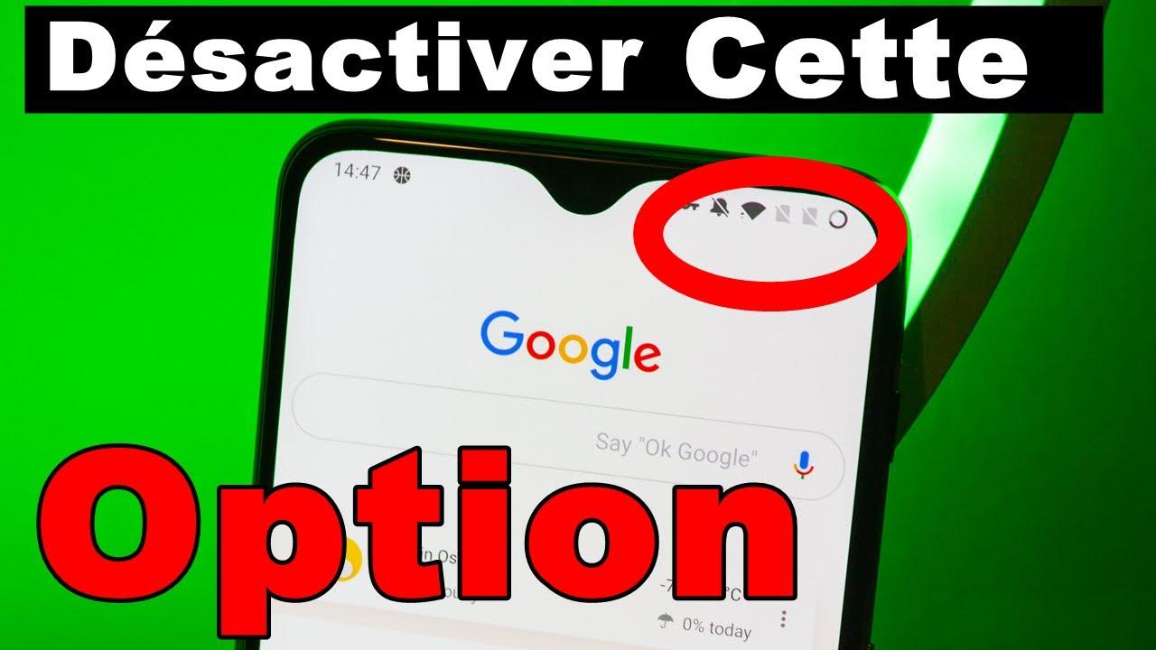 Cette Option Dans Google Chrome Surveille Votre Smartphone