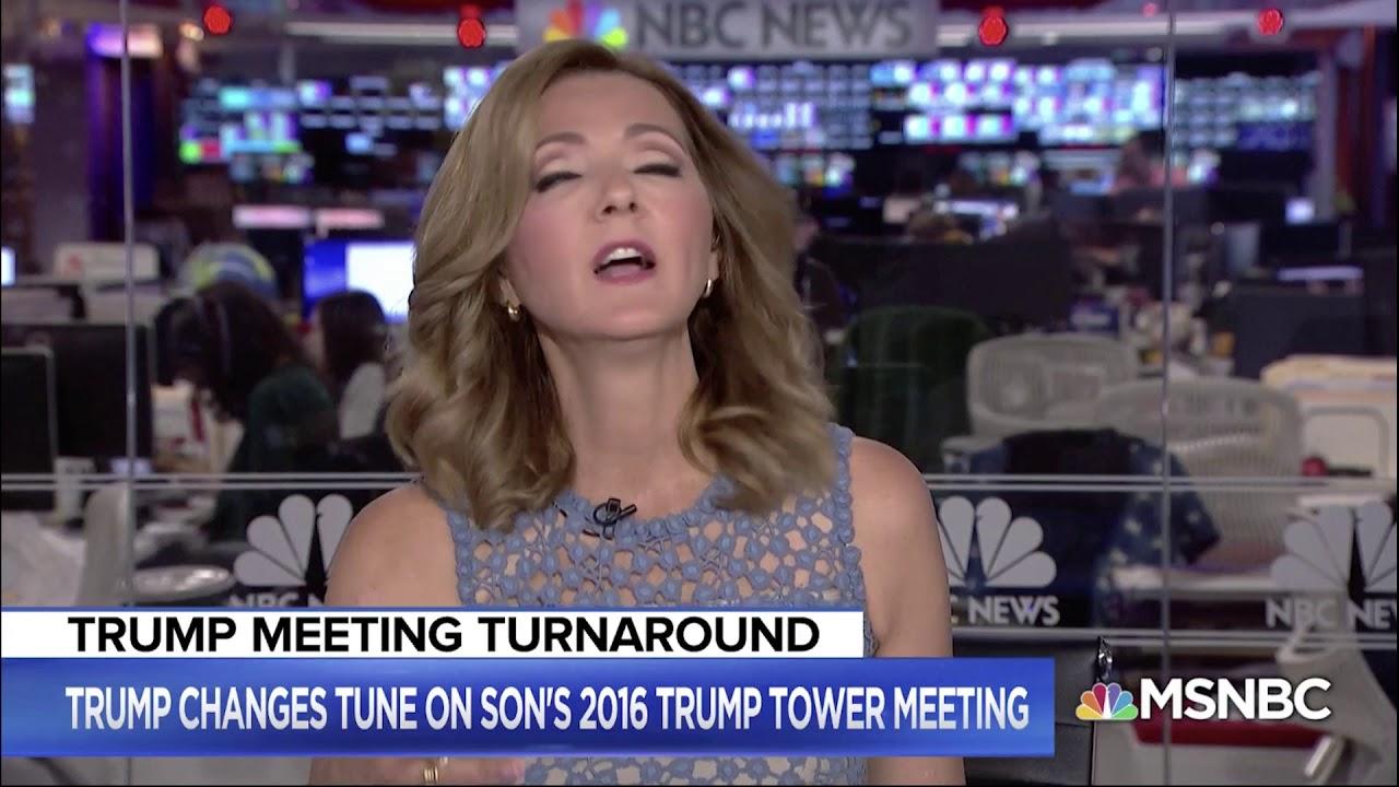 MSNBC: Trump Tweets Put Donald Jr. At Legal Risk