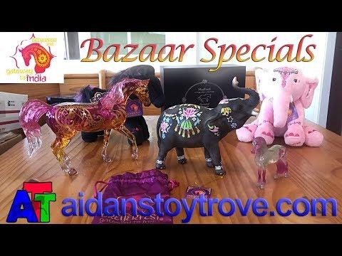 BreyerFest 2017 Bazaar Store Special Runs