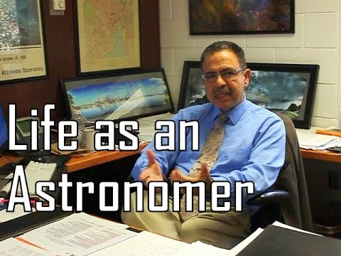 Life as an Astronomer
