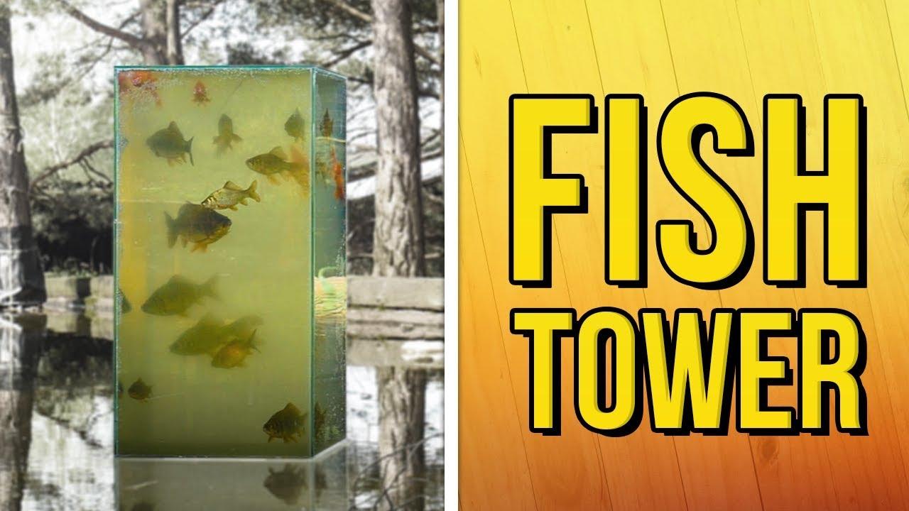 Jak zrobić odwrócone akwarium