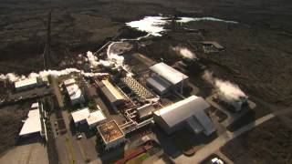 Iceland Geothermal Power Plants