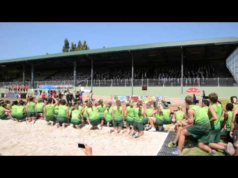 Fairmont High School Inter-School's Cheerleading 2016
