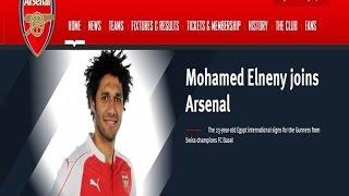 """شاهد .. أسباب إنتقال اللاعب """"محمد الننى"""" الى نادى """"الأرسنال"""""""