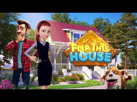 Flip This House: 인테리어 장식, 디자인 & 매치-3 게임 홍보영상 :: 게볼루션