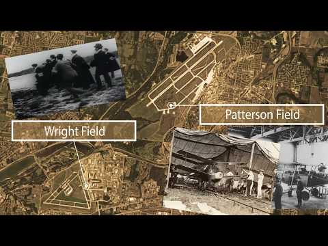 Wright-Patterson Air Force Base - The Air Force's Center of Innovation
