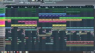 Nicky Romero & Vicetone - Let Me Feel (Original Mix) (Full FL Studio Remake + FLP)