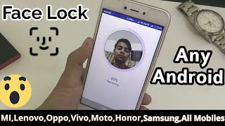 How to Enable Face ID in Any Android Phone Mi/Oppo/Vivo || without Root || Tech4X