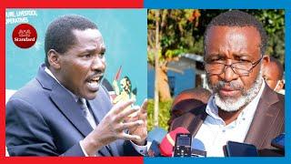 A section of Mt Kenya leaders slam CS Munya over planned meeting, term conveners as self-seeking
