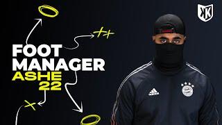 ASHE 22 - FOOT MANAGER / Quel entraîneur es-tu ?