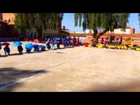 Carnaval 2015 CEIP Alfonso X El Sabio de La Unión