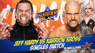 WWE SummerSlam 2021   Match Card Predictions V3
