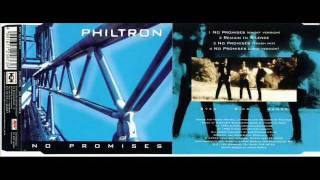 PHILTRON - No Promises (1996) - 03. No Promises (Trash Mix).wmv