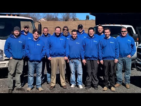 Whitehouse Landscaping Company Video