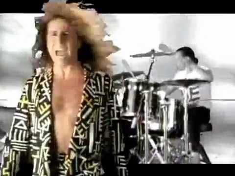 Van Halen - Feels So Good (Music Video)