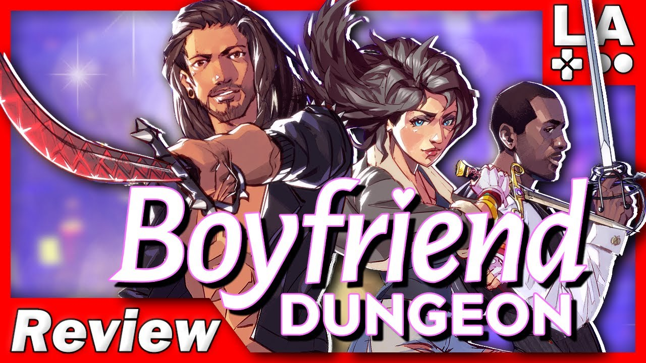 Boyfriend Dungeon Review (Nintendo Switch, PC, Xbox One, Game Pass) (Video Game Video Review)
