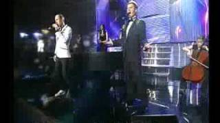 Peter Garden and Juris Vizbulis- Memory Lane ESC 2008 LATVIA