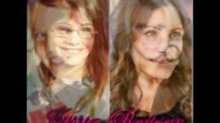 El antes y el despues de las famosas