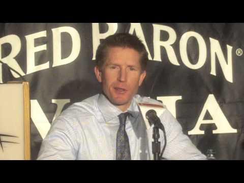 North Dakota Post-Game Press Conference Mar. 21