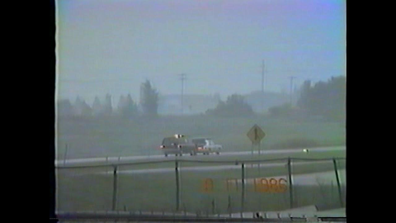 Champlain Bomb Scare  9-11-86