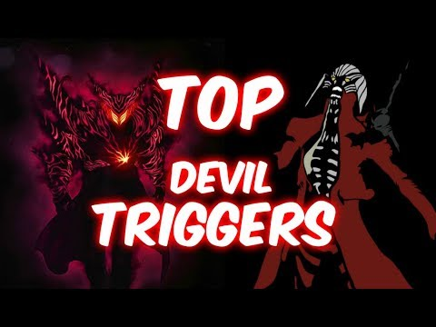 TOP DEVIL TRIGGERS DE DEVIL MAY CRY thumbnail