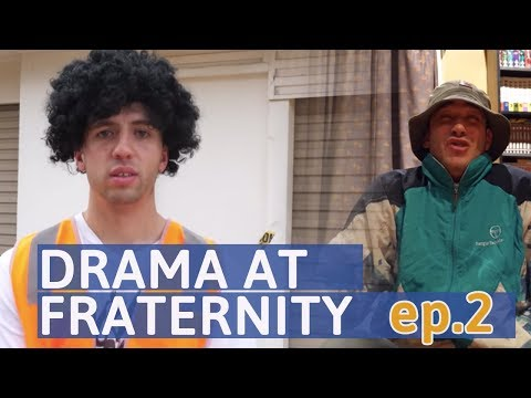 Drama at Australia's First Fraternity (Ep. 2 Controversy)